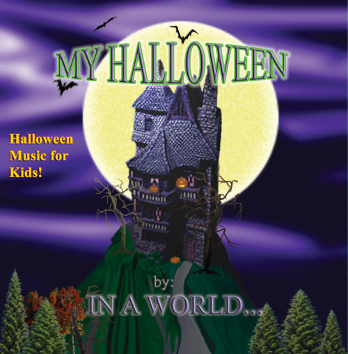 My Halloween In A World...