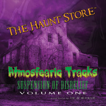The Haunt Store(TM) Atmosfearic Tracks Vol 1 Audio CD