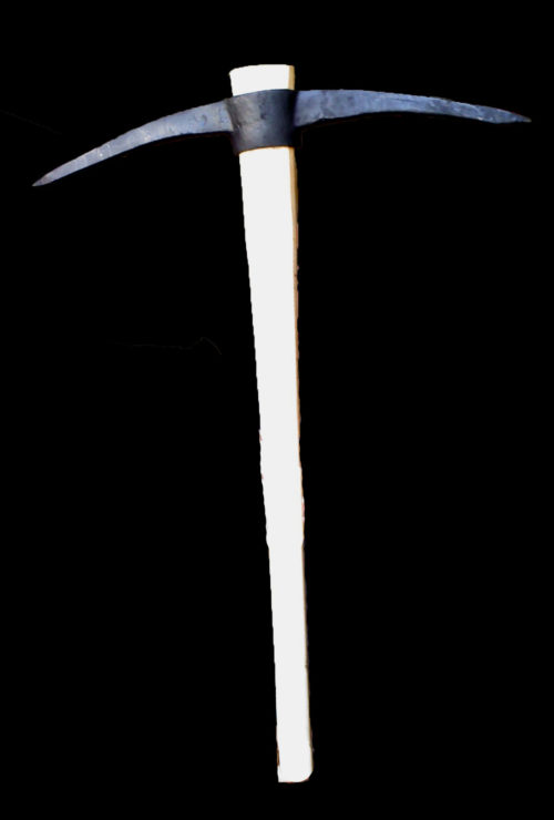A PickAxe Full Size - Realistic Feel