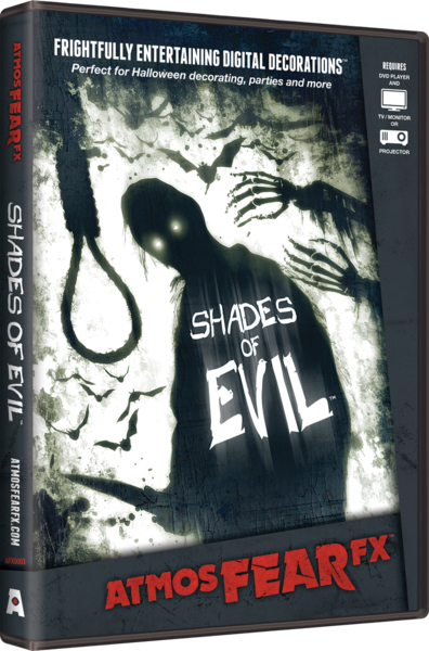 AtmosFEARfx - Shades of Evil DVD