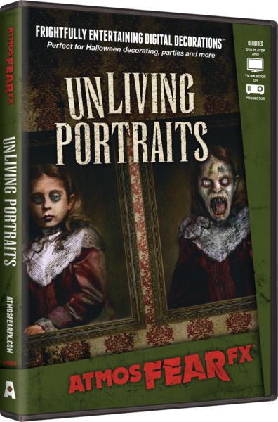 AtmosFEARfx - Unliving Portraits DVD