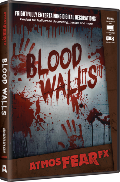 AtmosFEARfx - Blood Walls DVD
