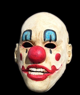 Clown Mask Redux