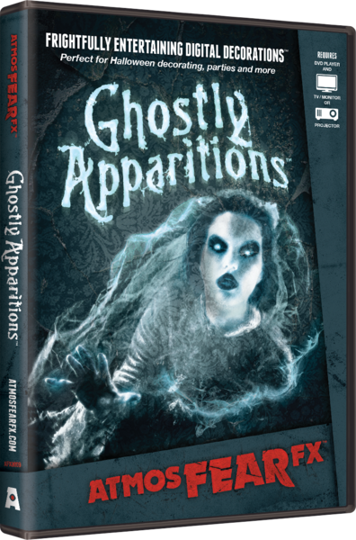 AtmosFEARfx - Ghostly Apparitions DVD