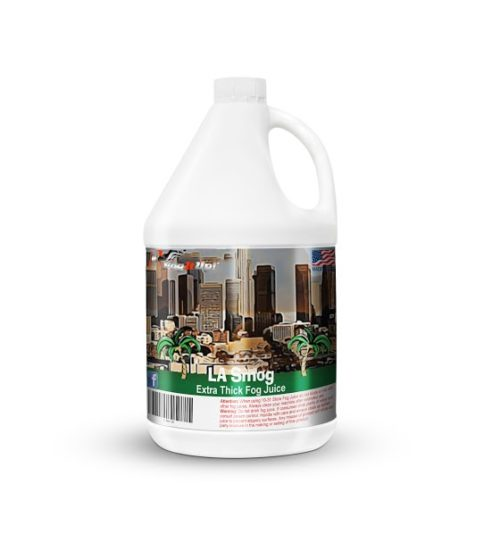 FogItUP.co - LA Smog - Extra Thick Fog Juice - 1 Gal