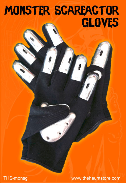 Monster Scareactor Gloves (MSG)