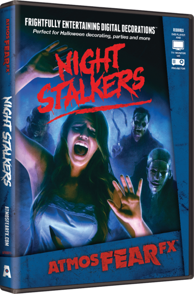 AtmosFEARfx - Night Stalkers DVD