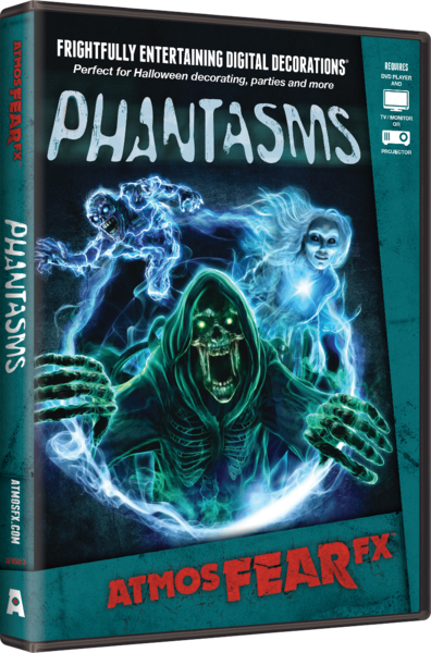 AtmosFEARfx - Phantasms DVD