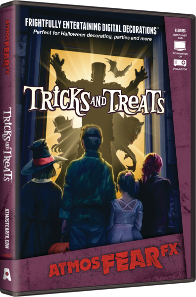 AtmosFEARfx - Tricks and Treats DVD