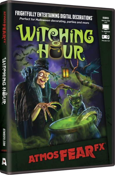 AtmosFEARfx - Witching Hour DVD
