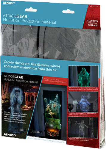 AtmosGEAR Hollusion Projection Material