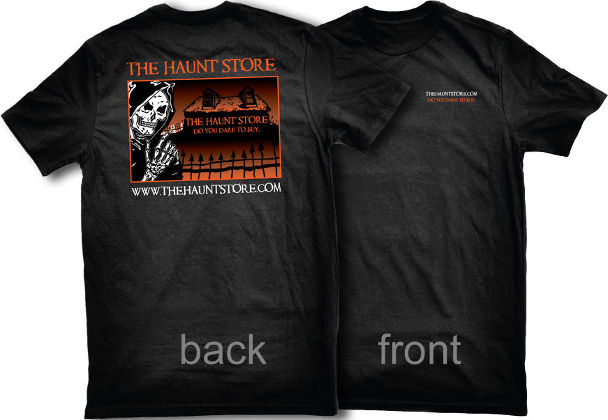 The Haunt Store™ Official T-Shirt